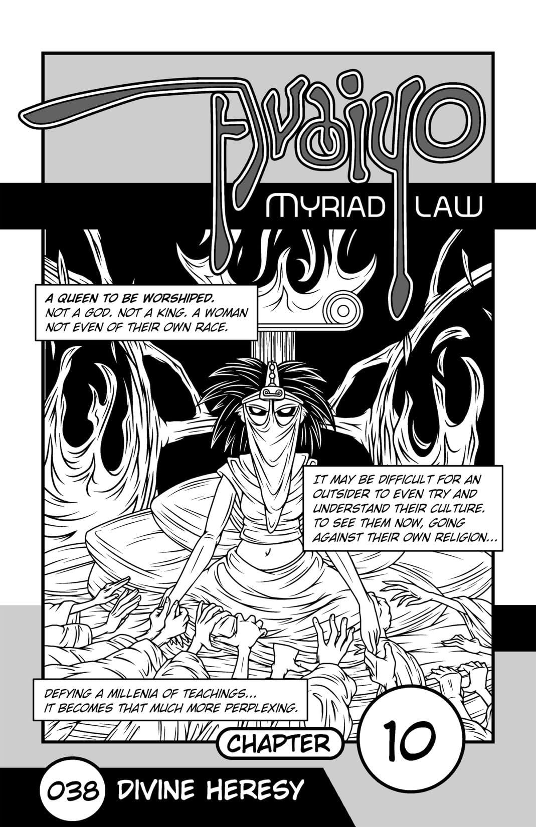 Avaiyo: Myriad Law #038