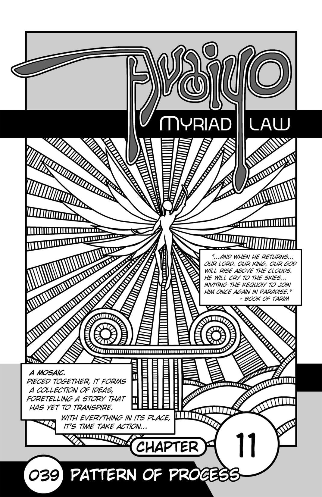 Avaiyo: Myriad Law #039