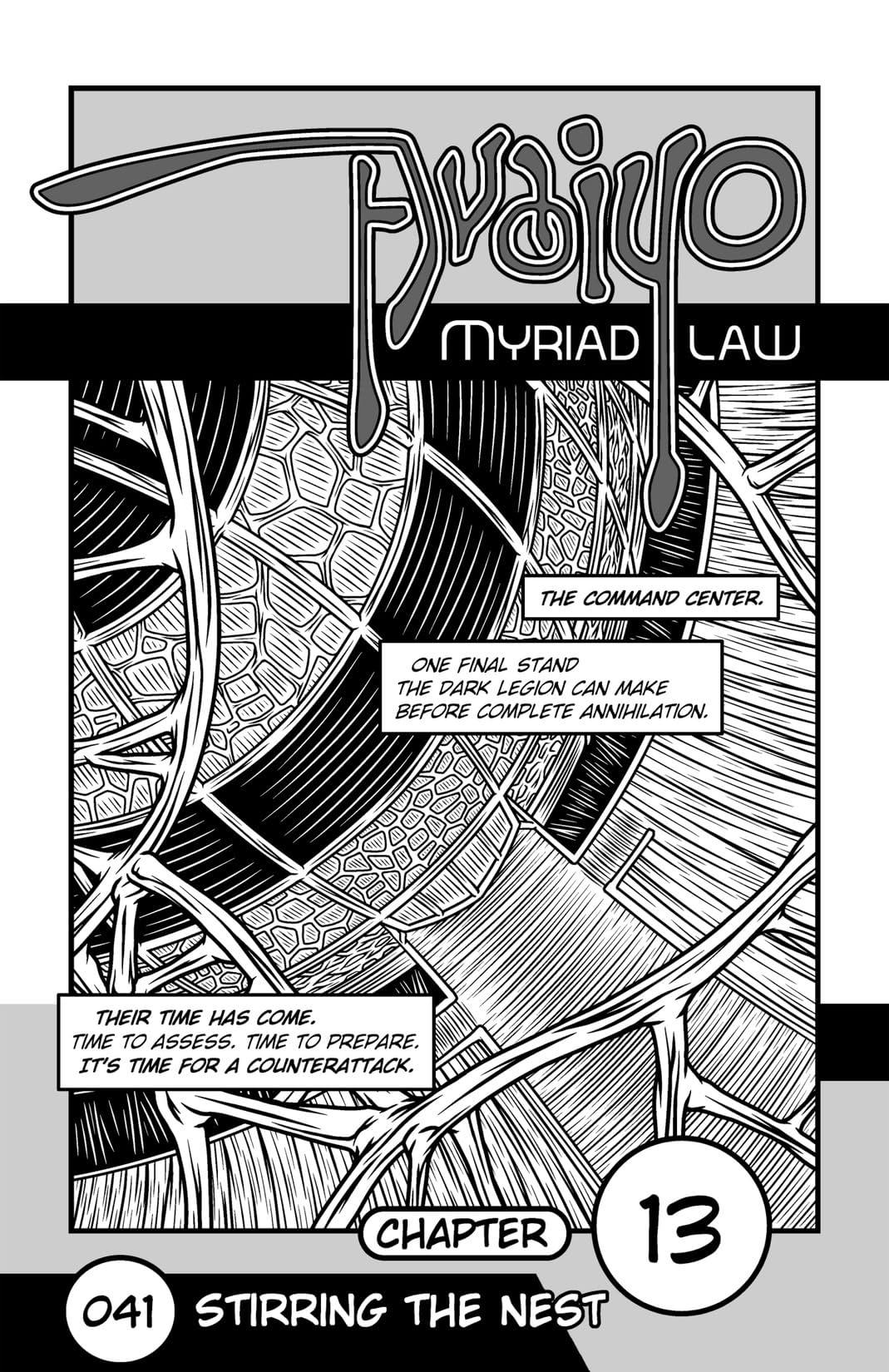 Avaiyo: Myriad Law #041