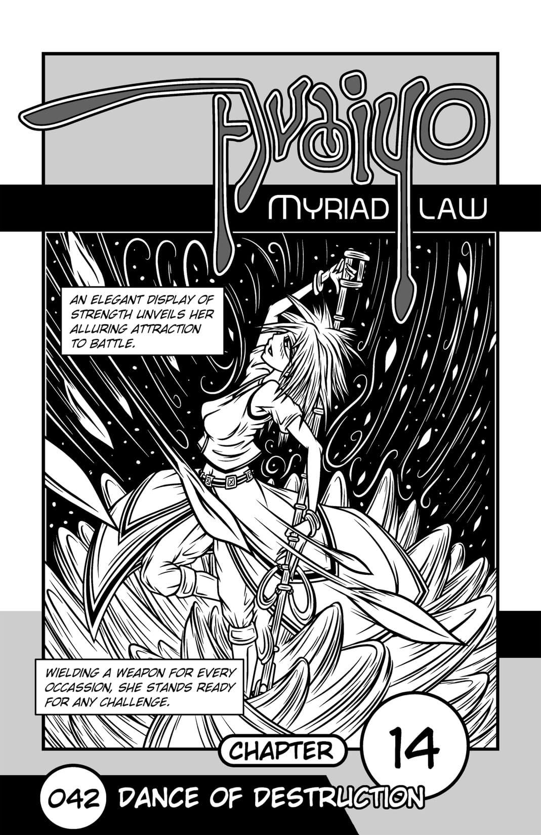 Avaiyo: Myriad Law #042