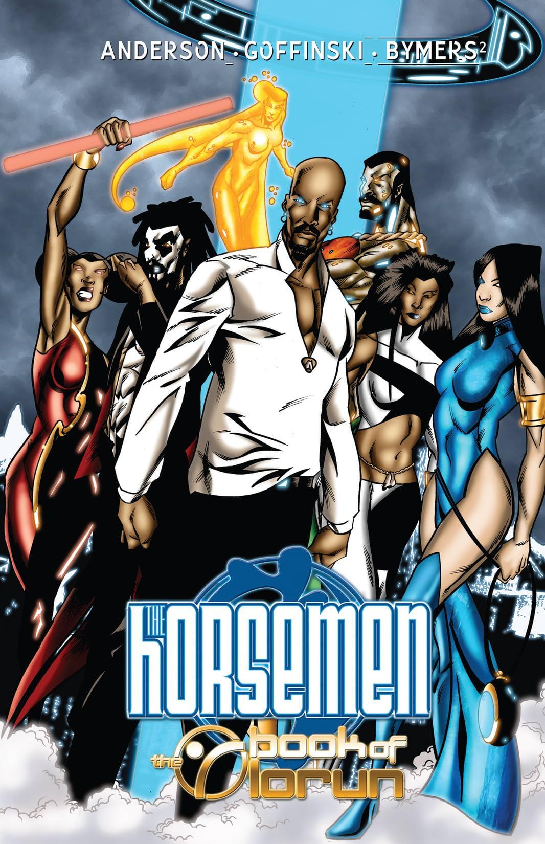 The Horsemen Vol. 2: The Book of Olorun