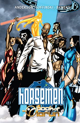 The Horsemen Vol. 2: The Book of Olorun