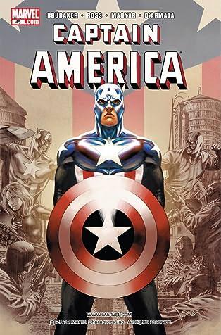 Captain America (2004-2011) #45