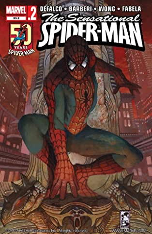 Sensational Spider-Man (2006-2007) #33.2