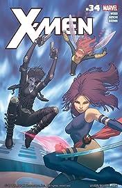 X-Men (2010-2013) #34