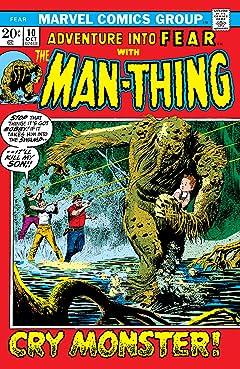 Adventure Into Fear (1970-1975) #10