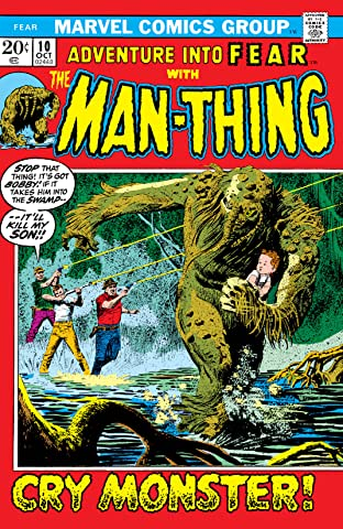 Adventure Into Fear (1970-1975) #10