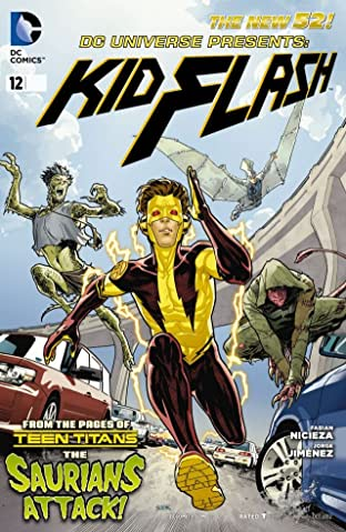 DC Universe Presents (2011-2013) No.12