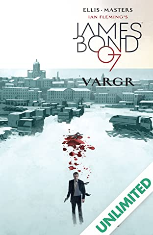 James Bond #1: Digital Exclusive Edition