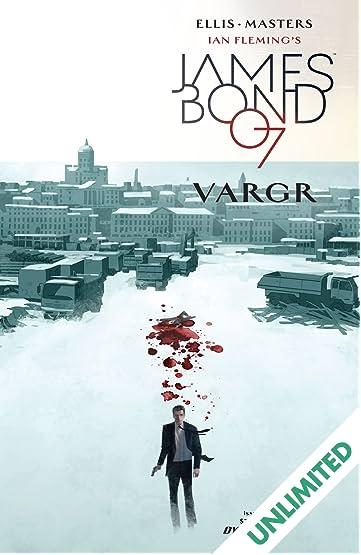 James Bond #1: Digital Exclusive Edition