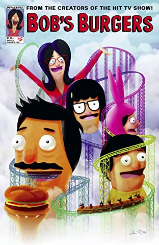Bob's Burgers Ongoing #5: Digital Exclusive Edition