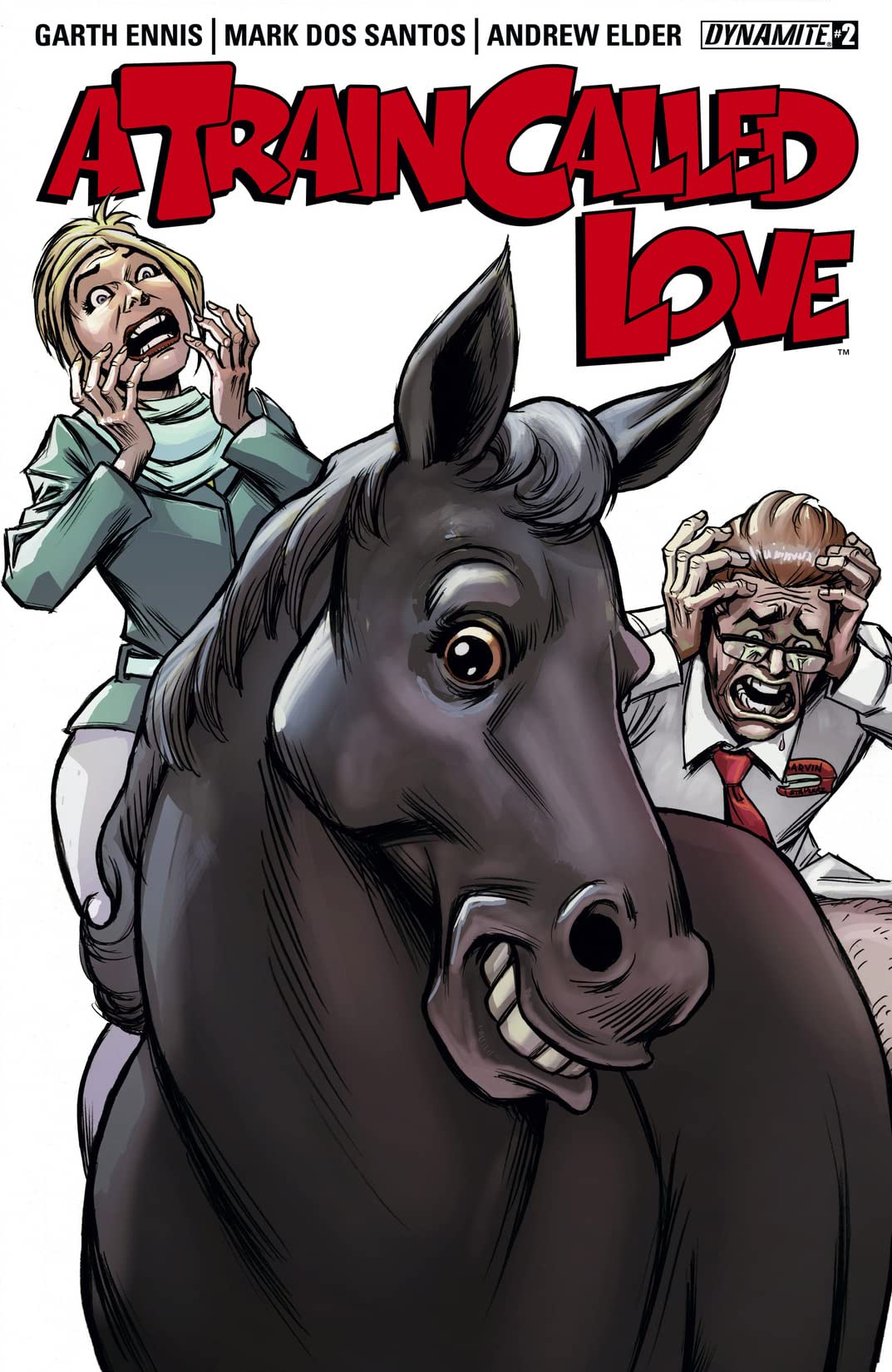 A Train Called Love #2: Digital Exclusive Edition
