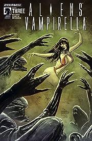 Aliens/Vampirella #3: Digital Exclusive Edition