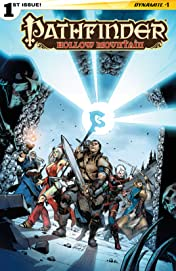 Pathfinder: Hollow Mountain #1 (of 6): Digital Exclusive Edition