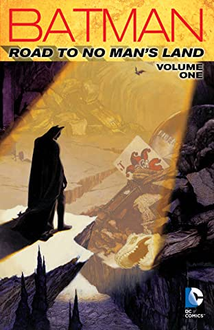 Batman: Road to No Man's Land COMIC_VOLUME_ABBREVIATION 1