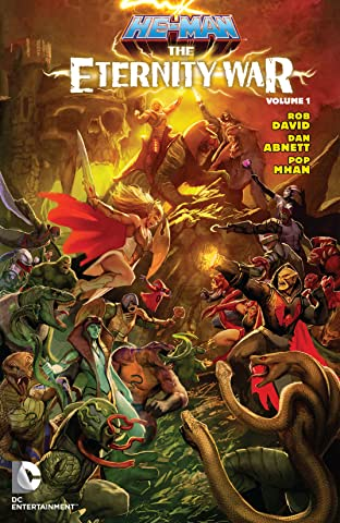 He-Man: The Eternity War (2015-) Vol. 1