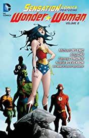 Sensation Comics Featuring Wonder Woman (2014-2015) Vol. 2