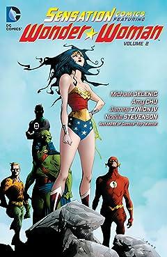 Sensation Comics Featuring Wonder Woman (2014-2015) Tome 2