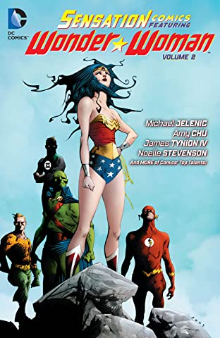 Sensation Comics Featuring Wonder Woman (2014-2015) Tome 2