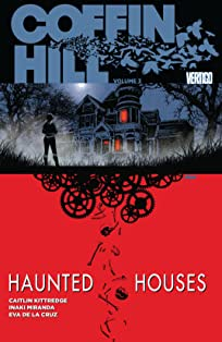 Coffin Hill (2013-2015) Vol. 3: Haunted Houses