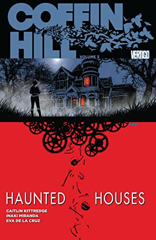 Coffin Hill (2013-2015) Tome 3: Haunted Houses