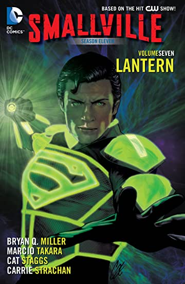 Smallville Season 11 Vol. 7: Lantern