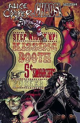 Alice Cooper vs. CHAOS! #3: Digital Exclusive Edition