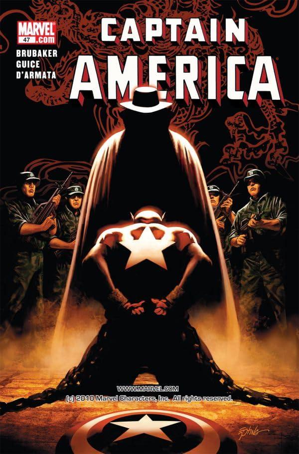 Captain America (2004-2011) #47