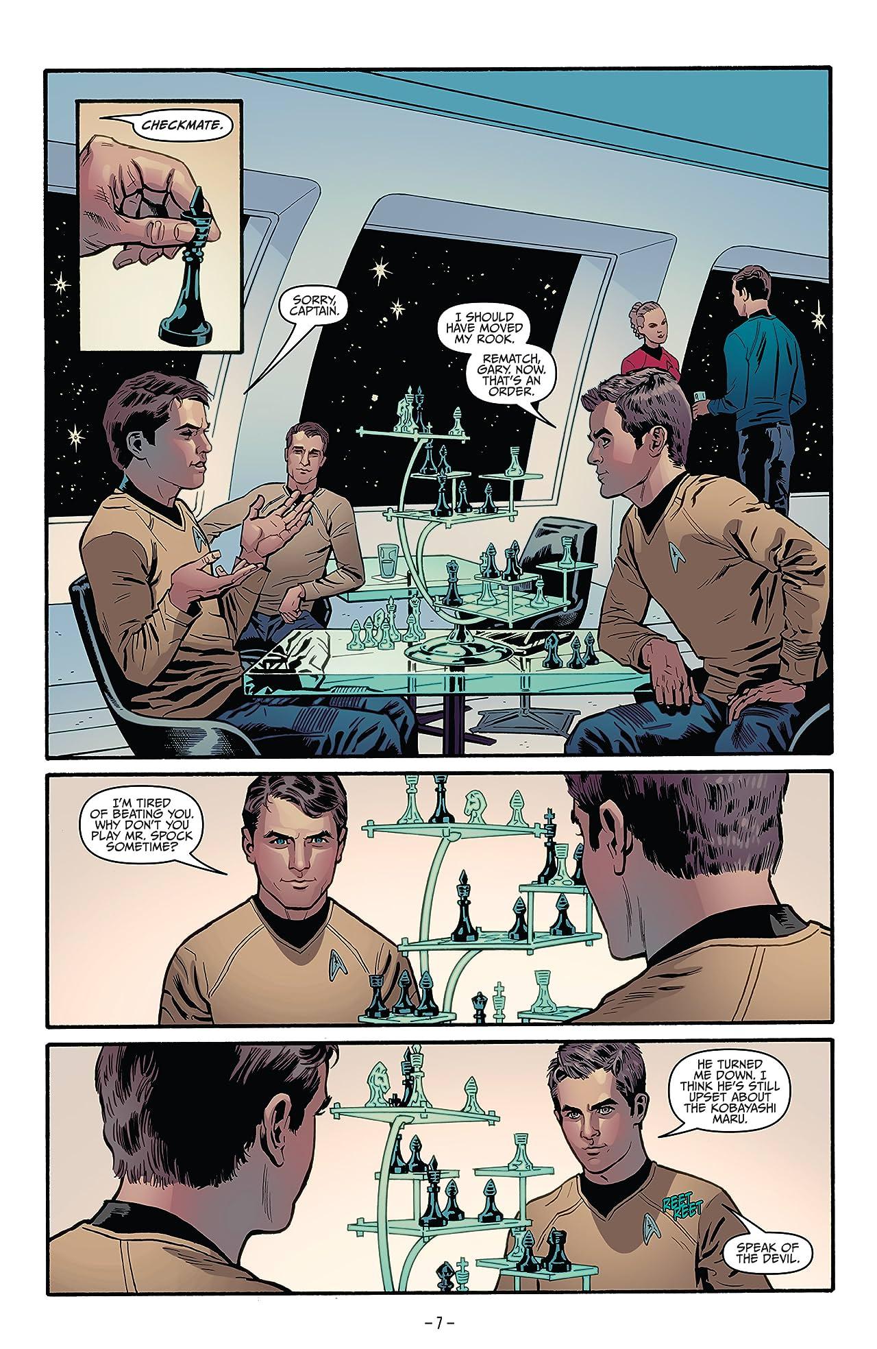 Star Trek (2011-2016) Tome 1