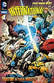 Justice League International (2011-2012): Annual #1