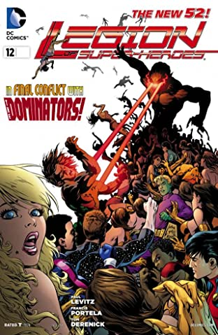 Legion of Super-Heroes (2011-2013) #12