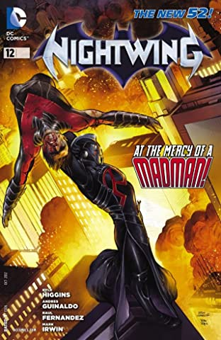 Nightwing (2011-2014) No.12