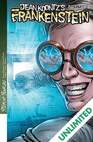Dean Koontz's Frankenstein: Storm Surge #2: Digital Exclusive Edition