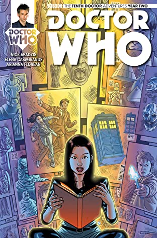 Doctor Who: The Tenth Doctor No.2.3