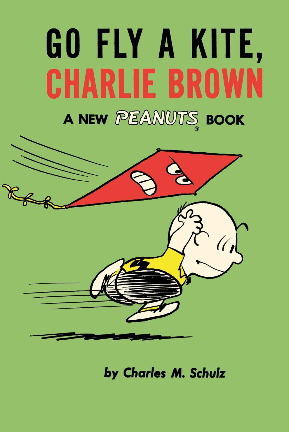 Peanuts Vol. 9: Go Fly A Kite, Charlie Brown