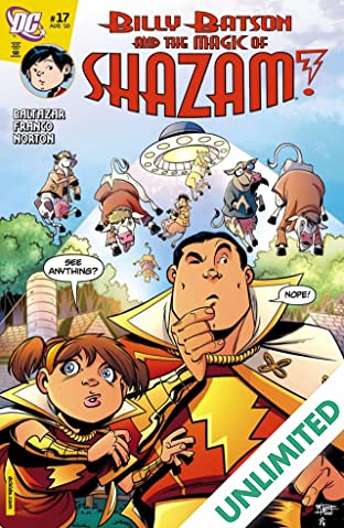 Billy Batson and the Magic of Shazam! #17