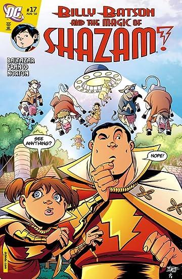 Billy Batson and the Magic of Shazam! #17