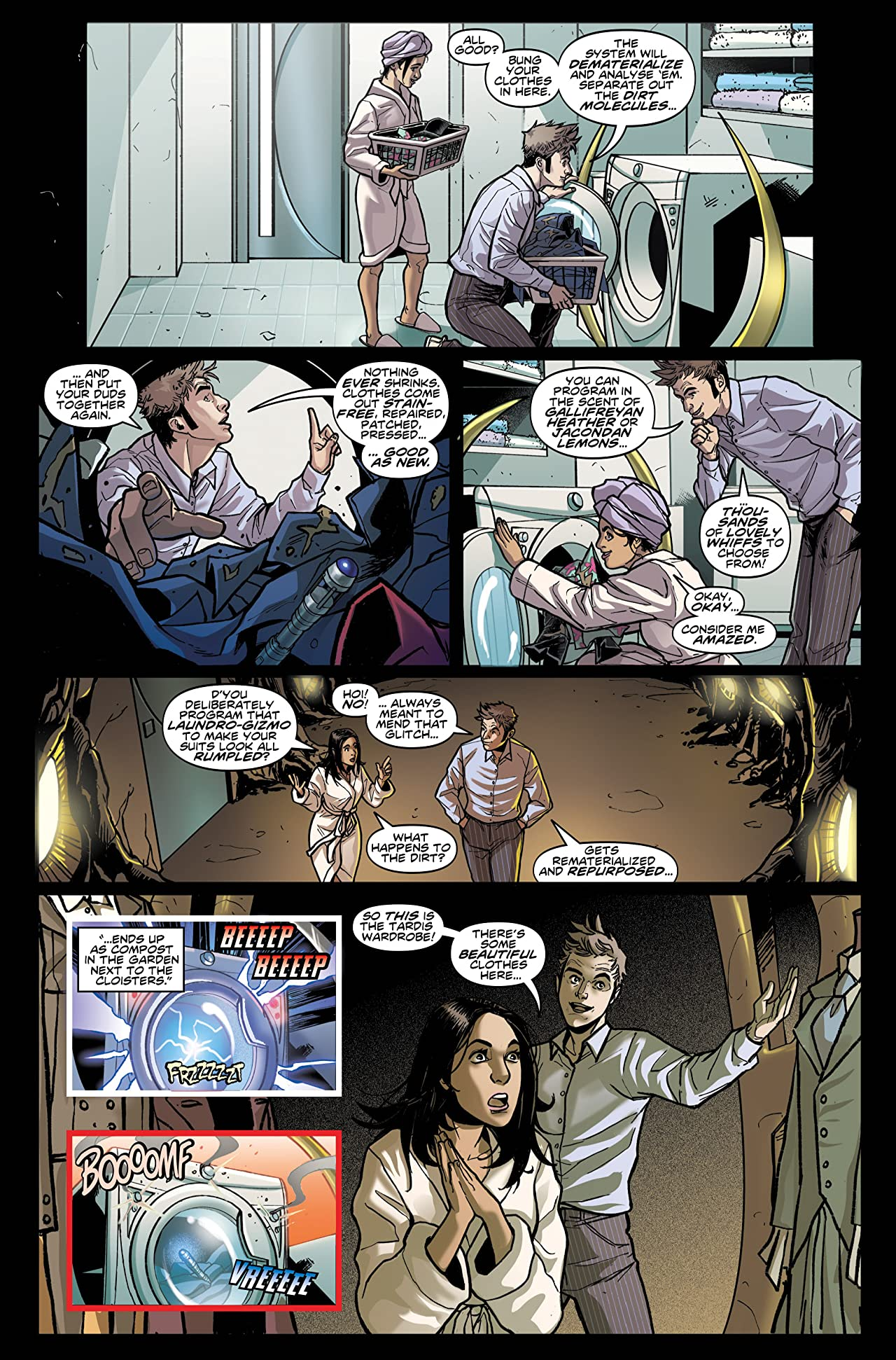Doctor Who: The Tenth Doctor Vol. 3