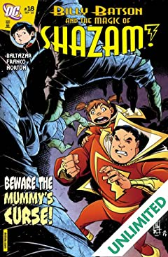 Billy Batson and the Magic of Shazam! #18