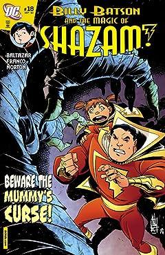Billy Batson and the Magic of Shazam! #18