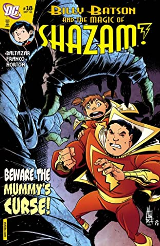 Billy Batson and the Magic of Shazam! No.18