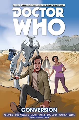 Doctor Who: The Eleventh Doctor Tome 3