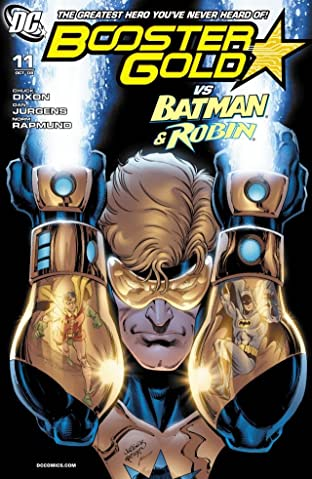 Booster Gold (2007-2011) No.11