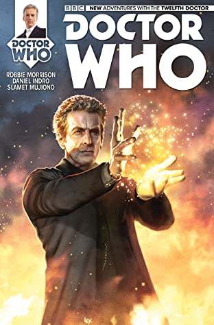 Doctor Who: The Twelfth Doctor No.15
