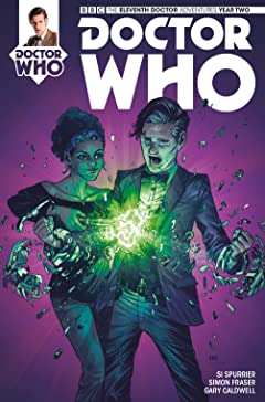 Doctor Who: The Eleventh Doctor #2.3