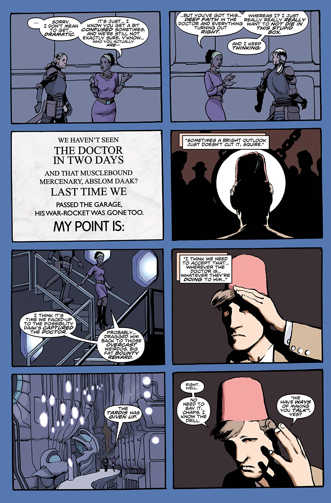 Doctor Who: The Eleventh Doctor No.2.3