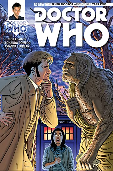 Doctor Who: The Tenth Doctor #2.4