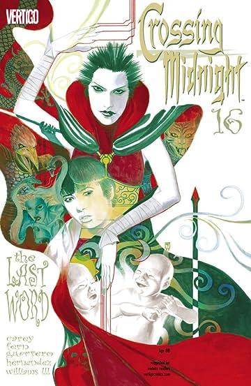 Crossing Midnight #16