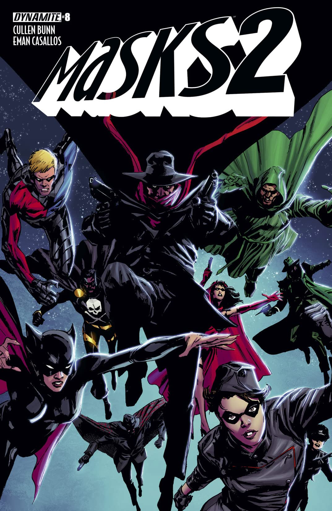 Masks 2 #8 (of 8): Digital Exclusive Edition