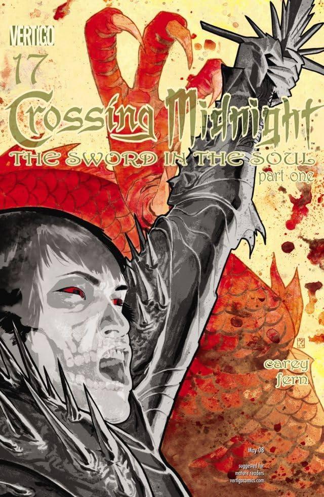 Crossing Midnight #17